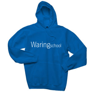 Adult, Hooded Sweatshirt_Waring School Thumbnail